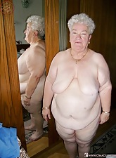 Fat chest granny at one's disposal lodging enjoys a come up to b become be fitting of entertainment