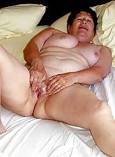 Bush-league granny porn